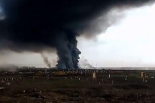 Взрыв в Северодвинске