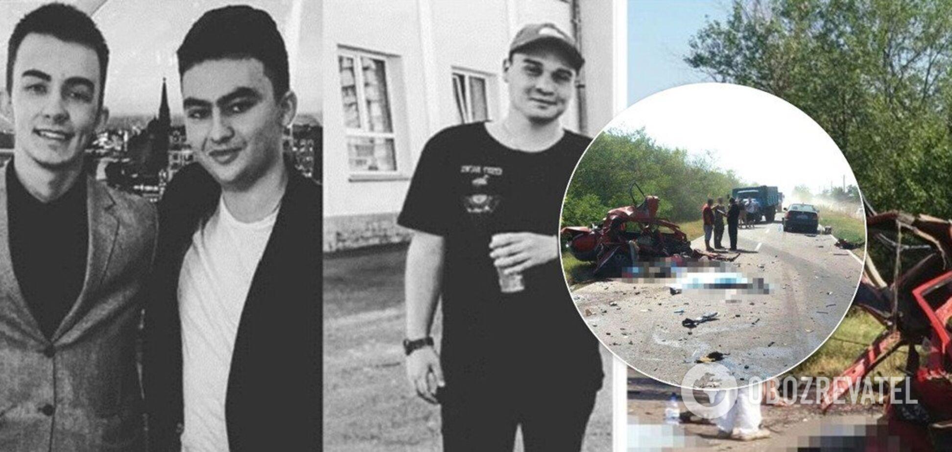 'Втратили синів': подробиці жахливої ДТП зі студентами під Одесою