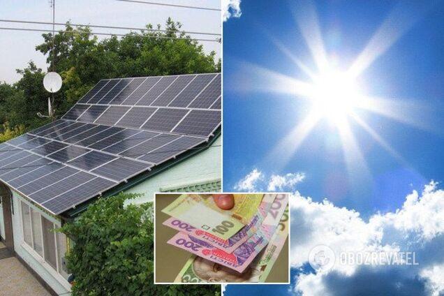 Заробіток на домашніх сонячних станціях в Україні набирає популярність