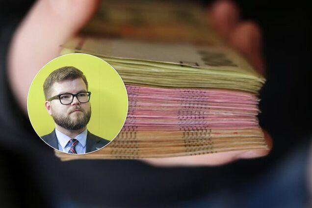 """Розкрито зарплату глави """"Укрзалізниці"""": тисячі за день"""