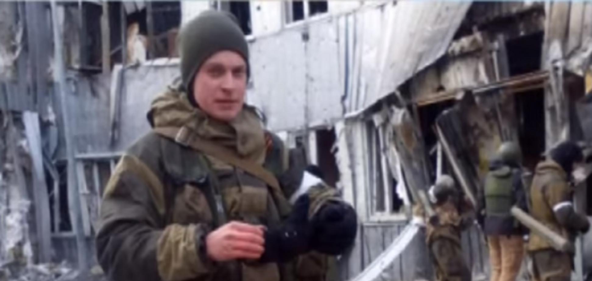 Терорист ДНР, якого відпустив суд Маріуполя