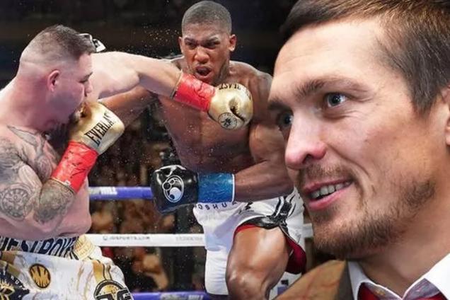 Бокс: все результаты главных боев 2019 года