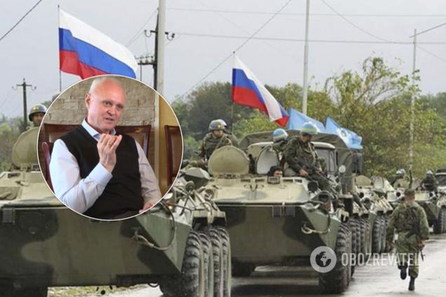 Апаршин зробив заяву про війну з Росією