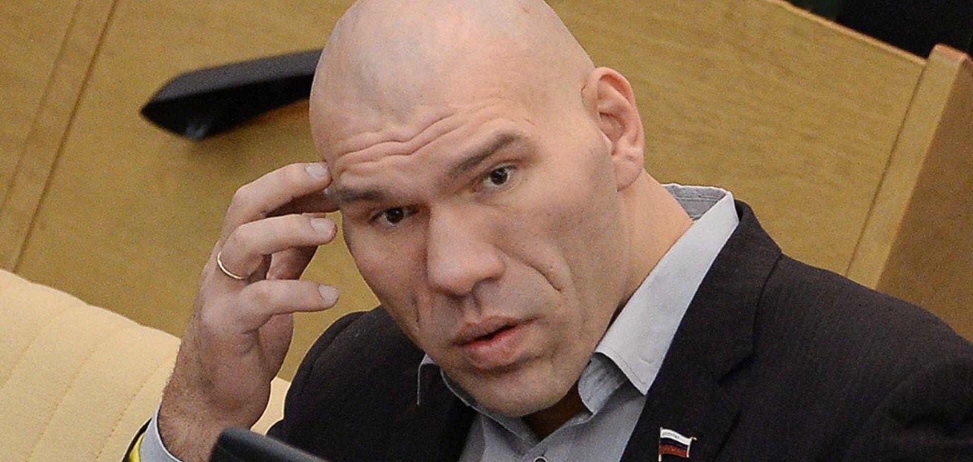 Из-за России: Валуев рассказал, что случится с украинскими боксерами