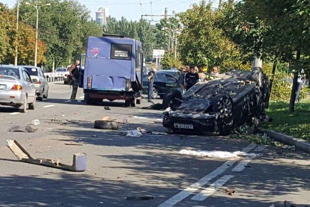 ДТП у Донецьку