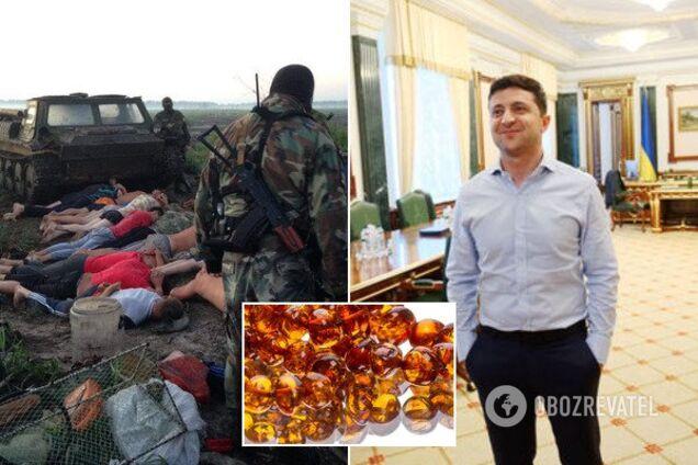 Генеральная прокуратура сообщила пяти лицам о подозрении у незаконной добыче янтаря
