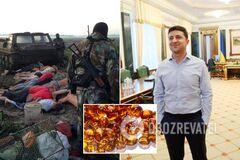 В Украине ведут янтарные войны: Зеленскому сказали, как побороть