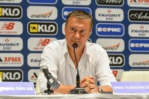 Прямо на стадионе: стали известны детали отставки Хацкевича из 'Динамо'