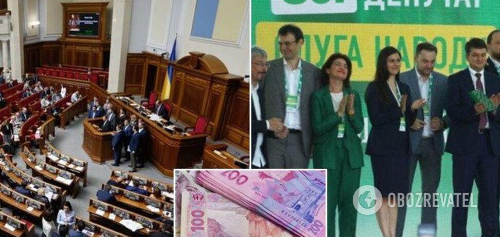 Финансирование партий из бюджета: у Зеленского впервые прокомментировали