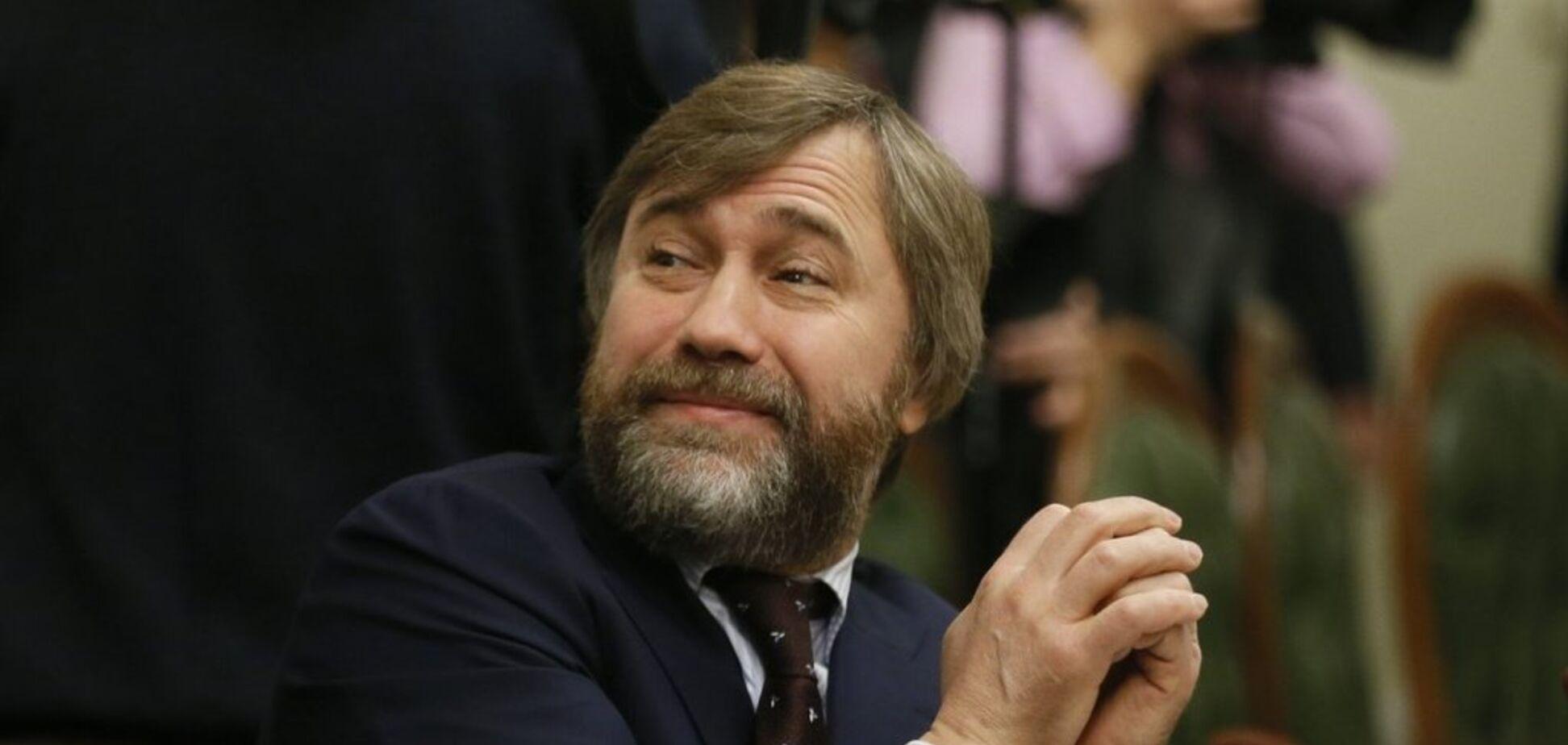 ГПУ закрыла дело в отношении Новинского: у Луценко ответили
