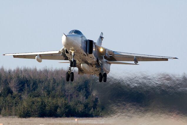 Літак Су-24, ілюстрація