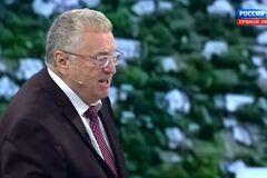 Жириновский предложил затопить Крым