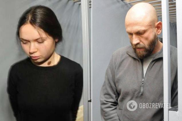 Зайцева и Дронов, виновники ДТП