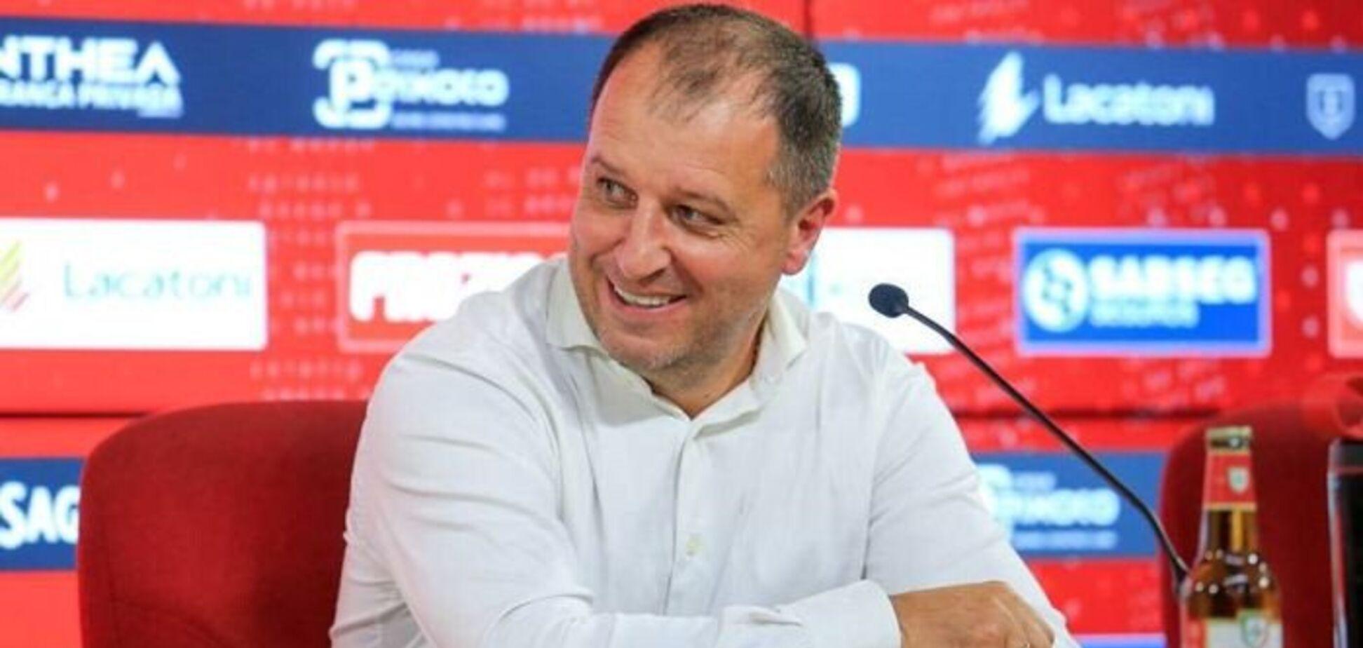 Названо ще двох кандидатів на пост тренера 'Динамо'