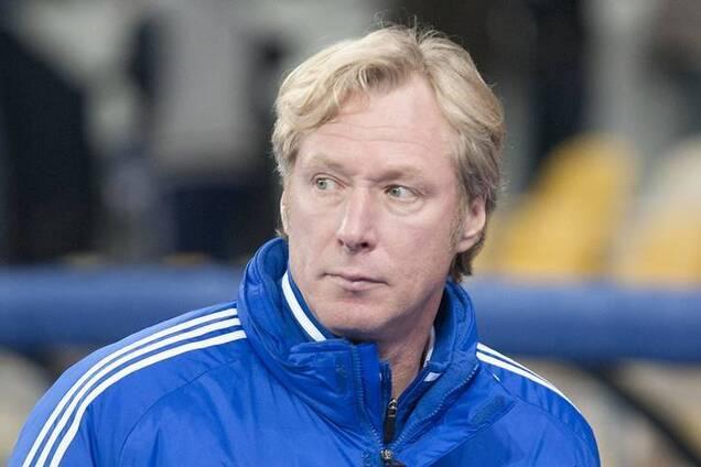Михайличенко не пускали в раздевалку 'Динамо' на матче Лиги Европы