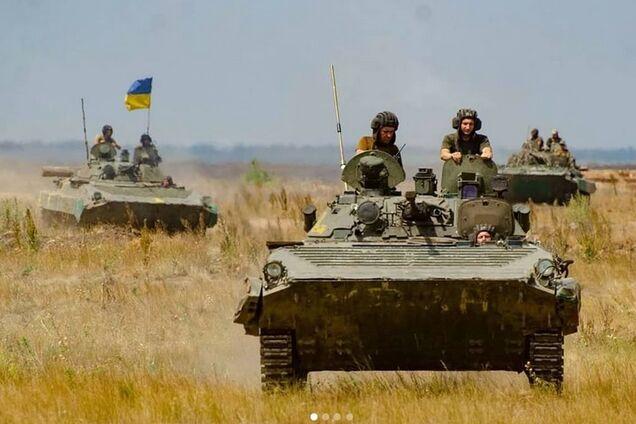 Украинская армия, иллюстрация