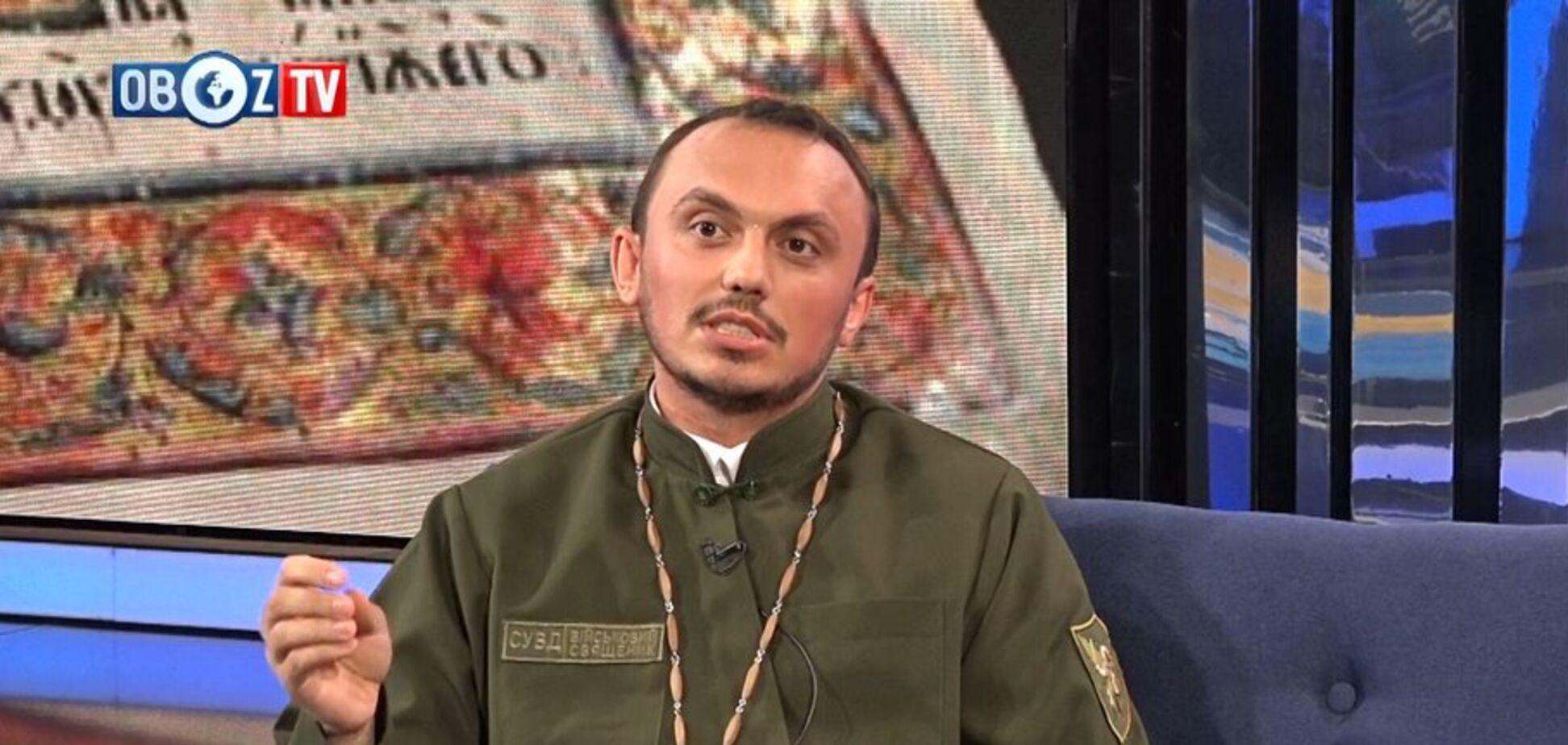 Московская церковь не заинтересована в том, чтобы люди думали: заявление священника ПЦУ