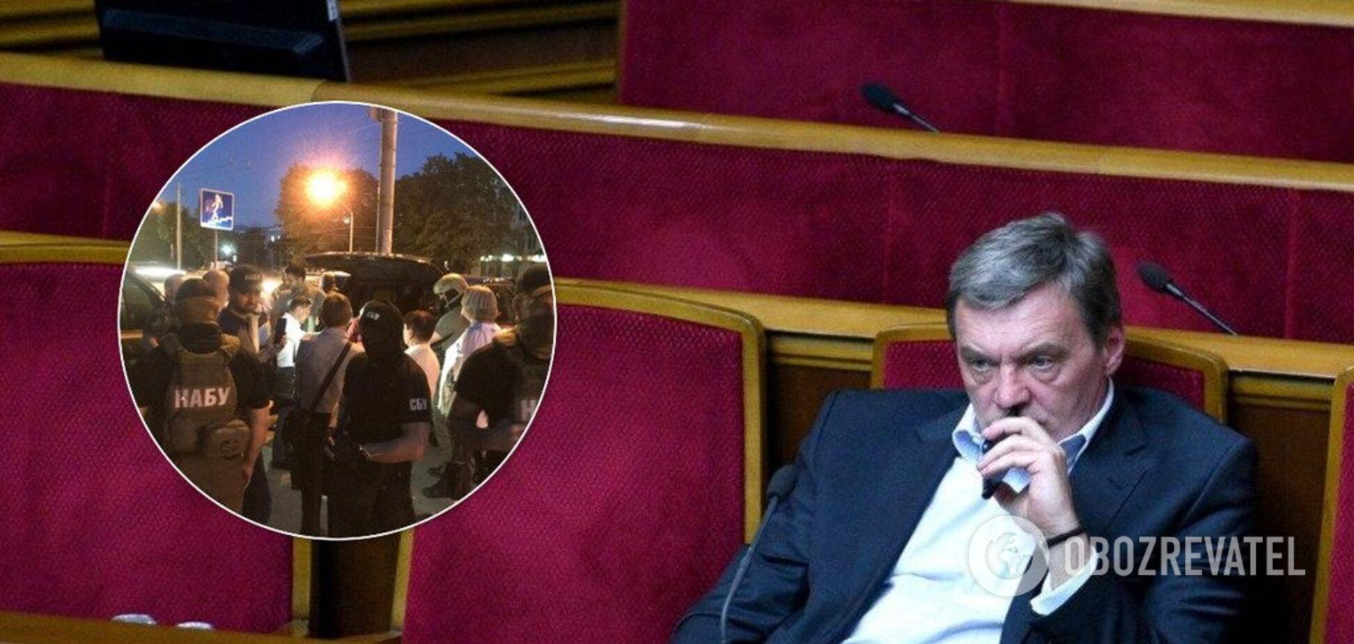 В суде без шансов: что не так с делом Грымчака