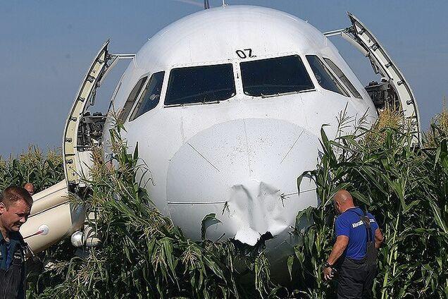 Аварія А321 в Підмосков'ї