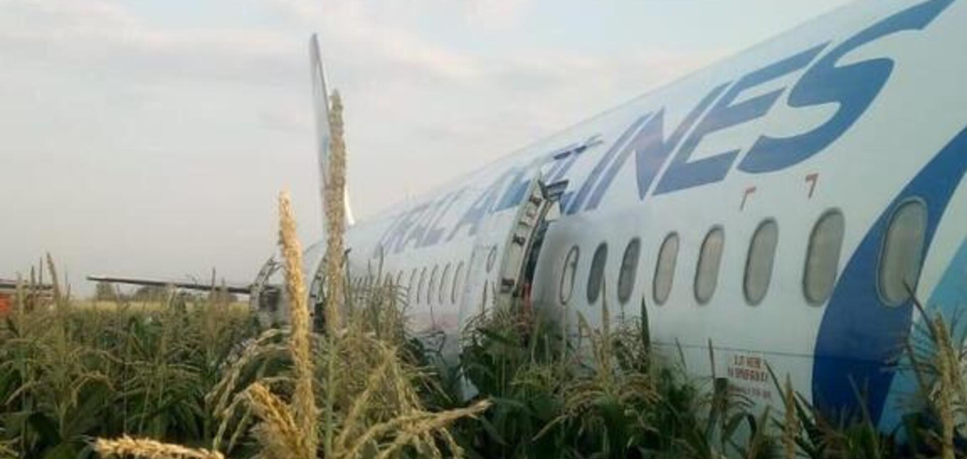 Ошибка чуть не убила 200 людей: выяснился показательный нюанс в ЧП с самолетом в России