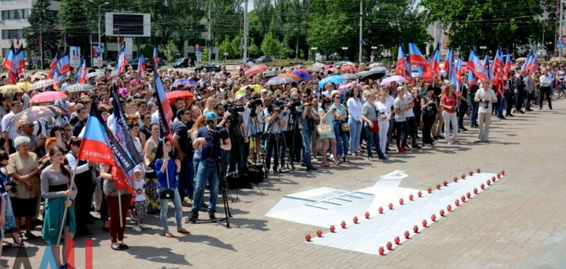 'ДНР' травят новой бомбой