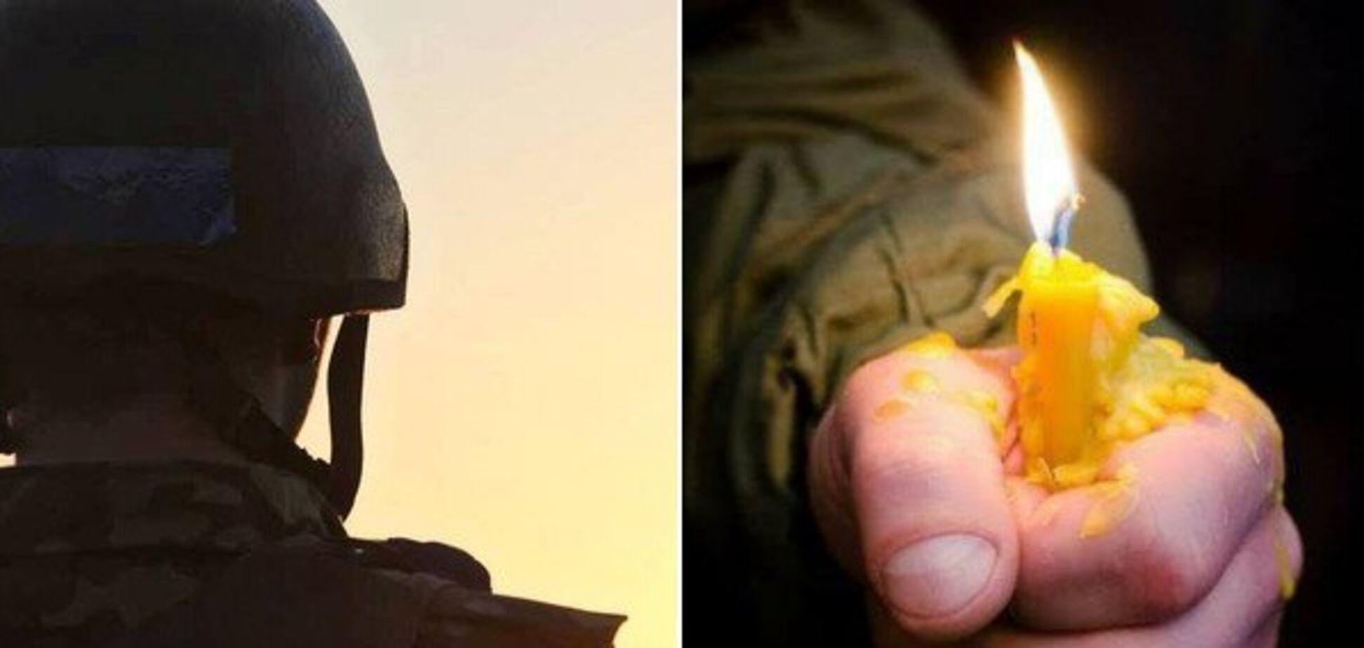 Вдома чекали дружина і дочка: у зоні ООС загинув розвідник із Дніпра