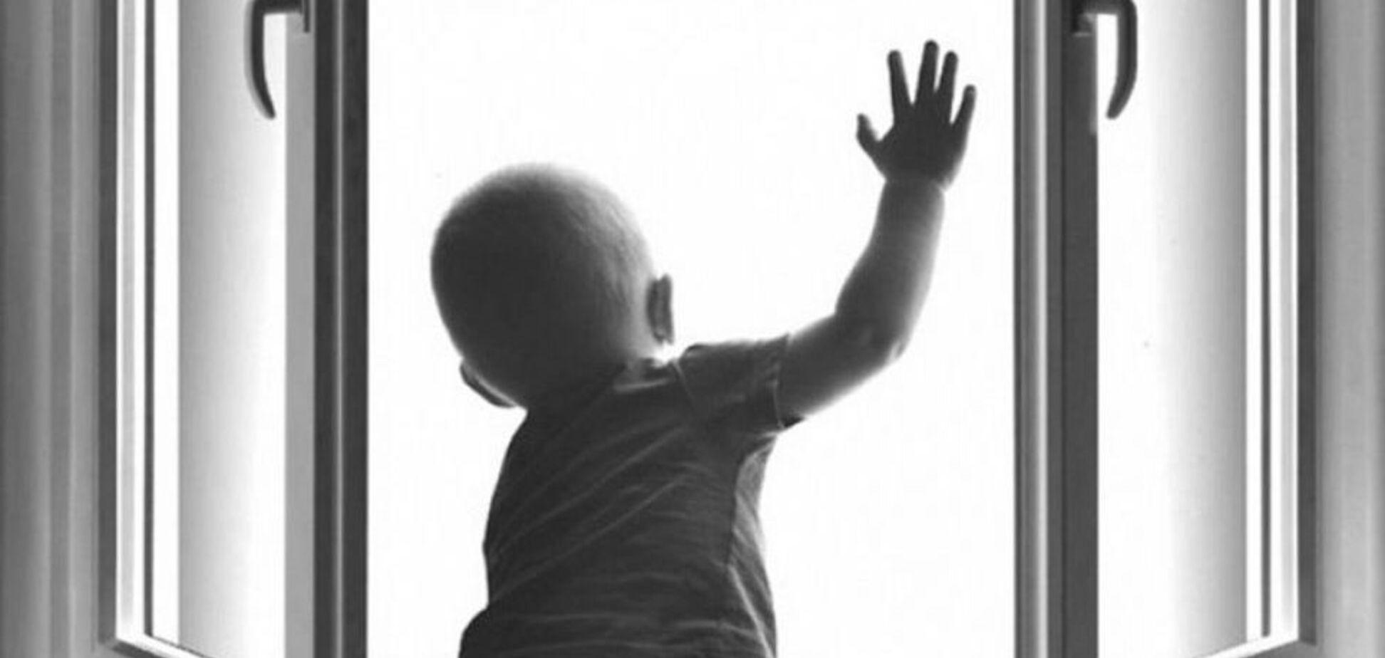 У Дніпрі дитина випала з вікна багатоповерхівки