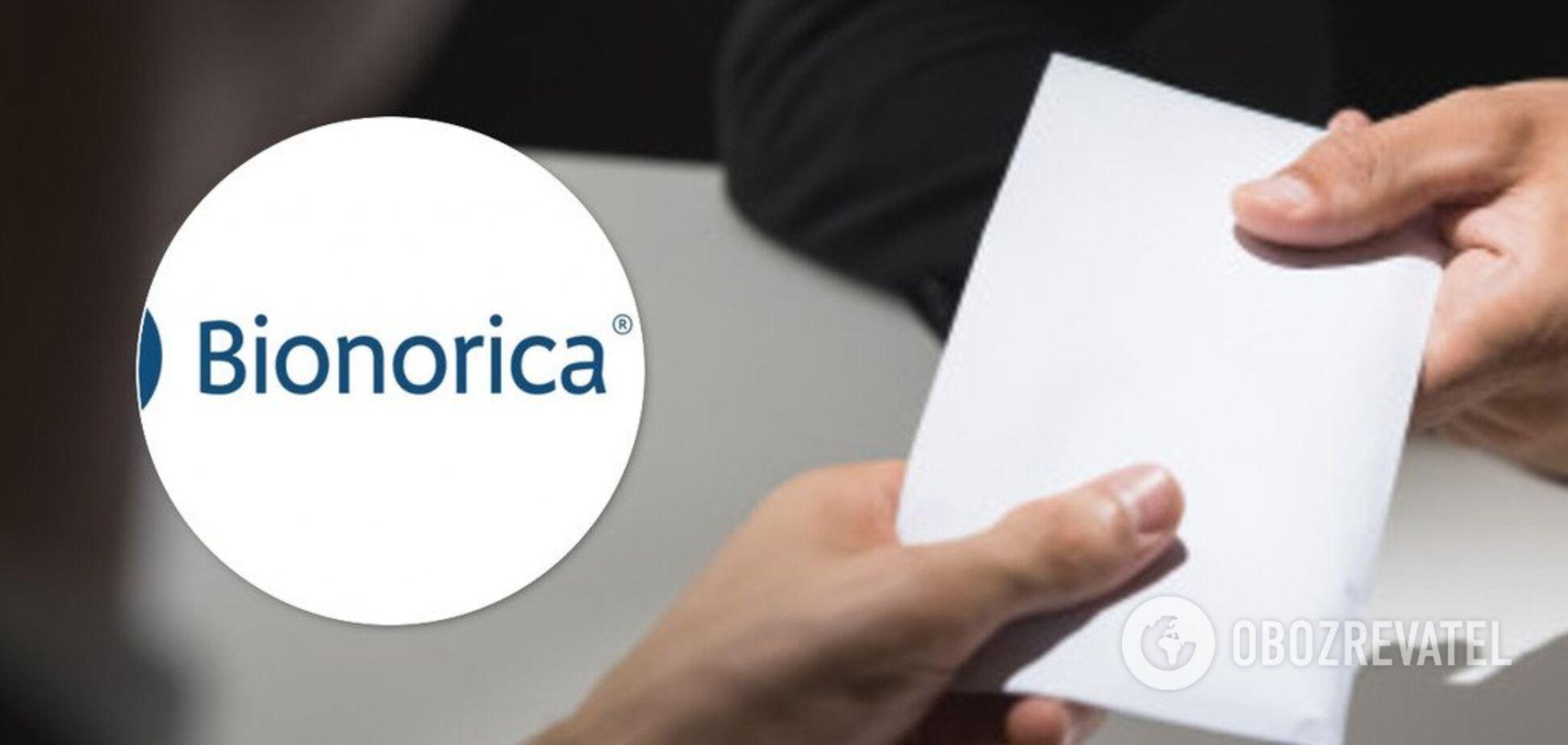 Компания Bionorica: подкупает врачей?