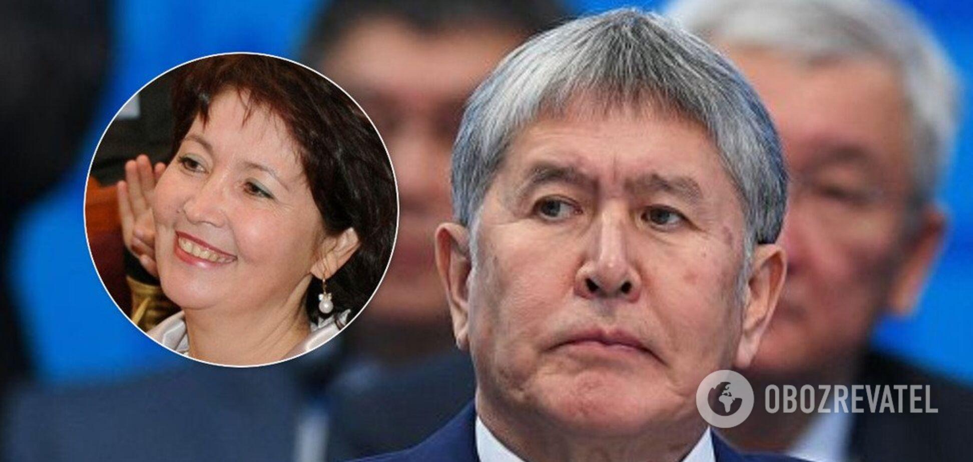 Экс-президента Кыргызстана Атамбаева оставили под арестом