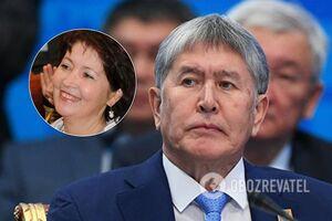 Експрезидента Киргизстану Атамбаєва залишили під арештом