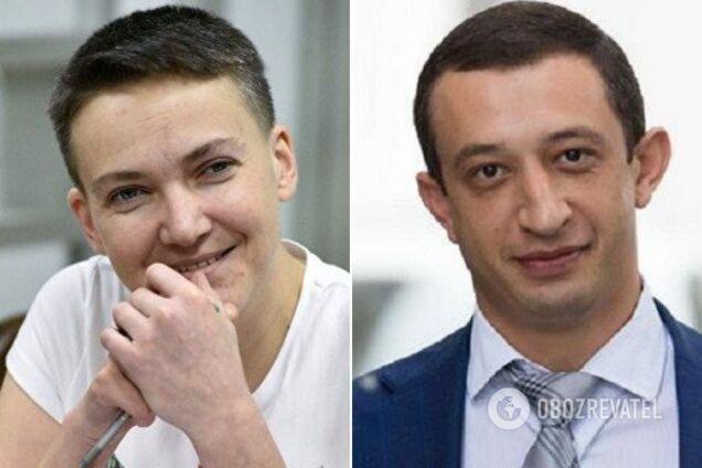 Нардепи 8-го скликання Савченко і Немировський