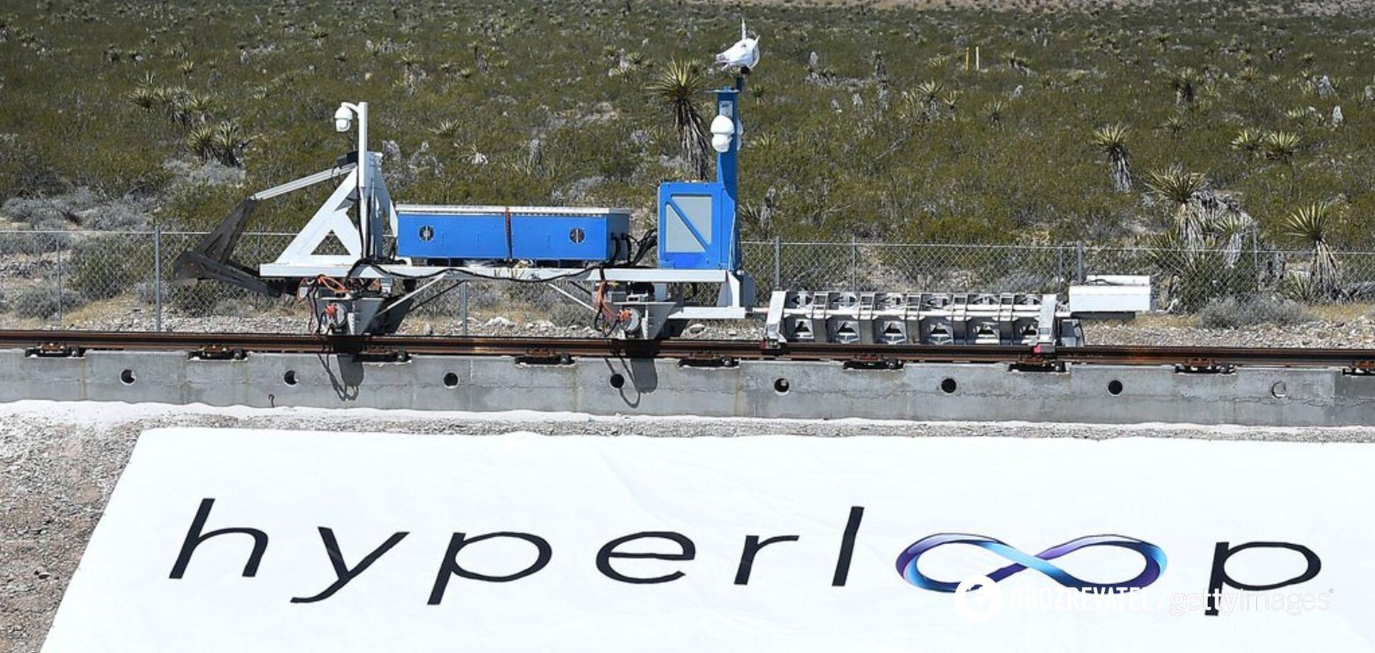 'Hyperloop – вздор': у Зеленского резко прошлись по идее Омеляна