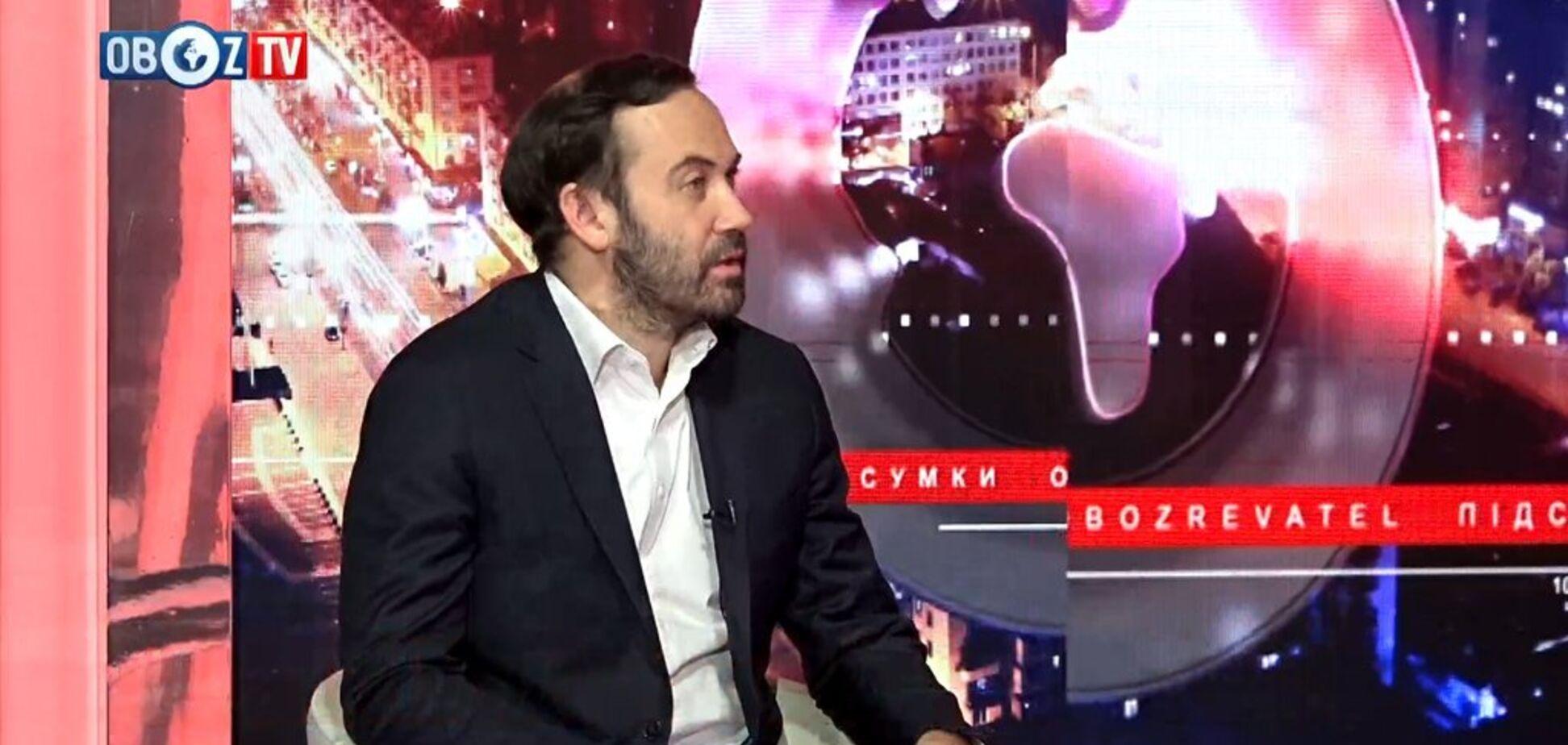 В протестах в Москве виноват Собянин: мнение оппозиционера