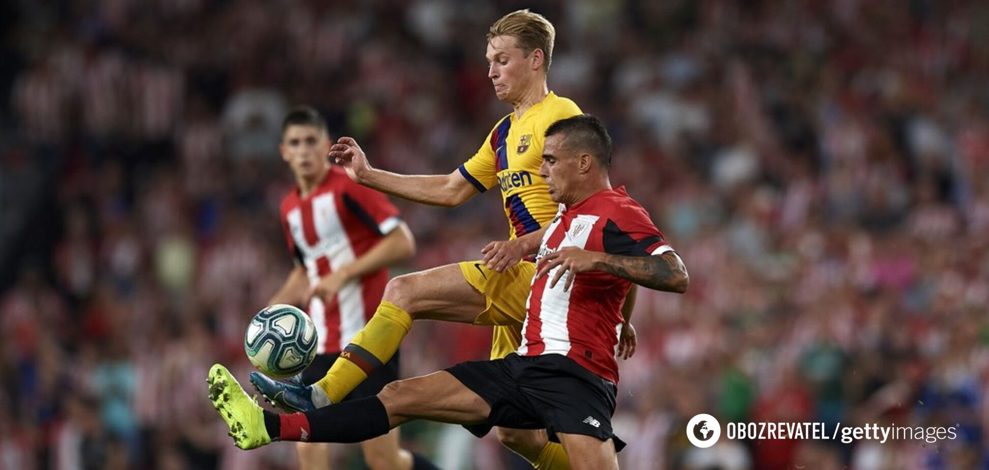 'Барселона' на останній хвилині пропустила фантастичний гол 'ножицями' і програла в Ла Лізі