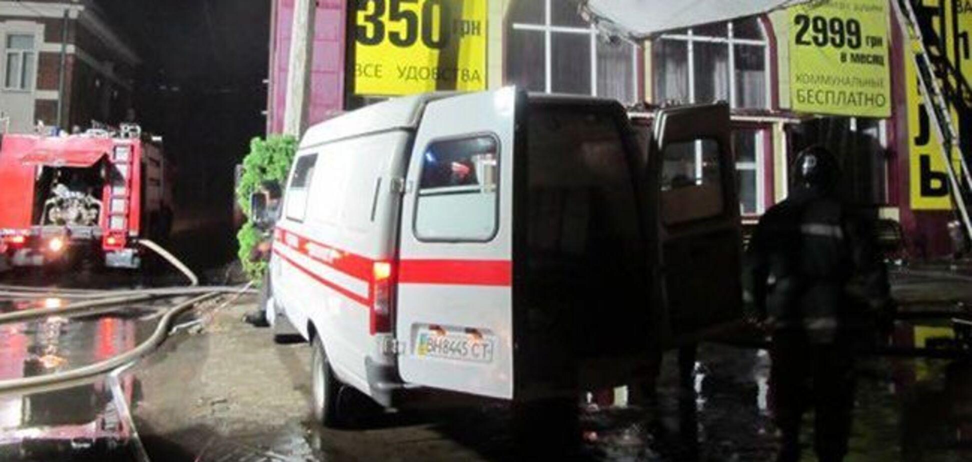 Пожежа в Одесі: шок, просто шок