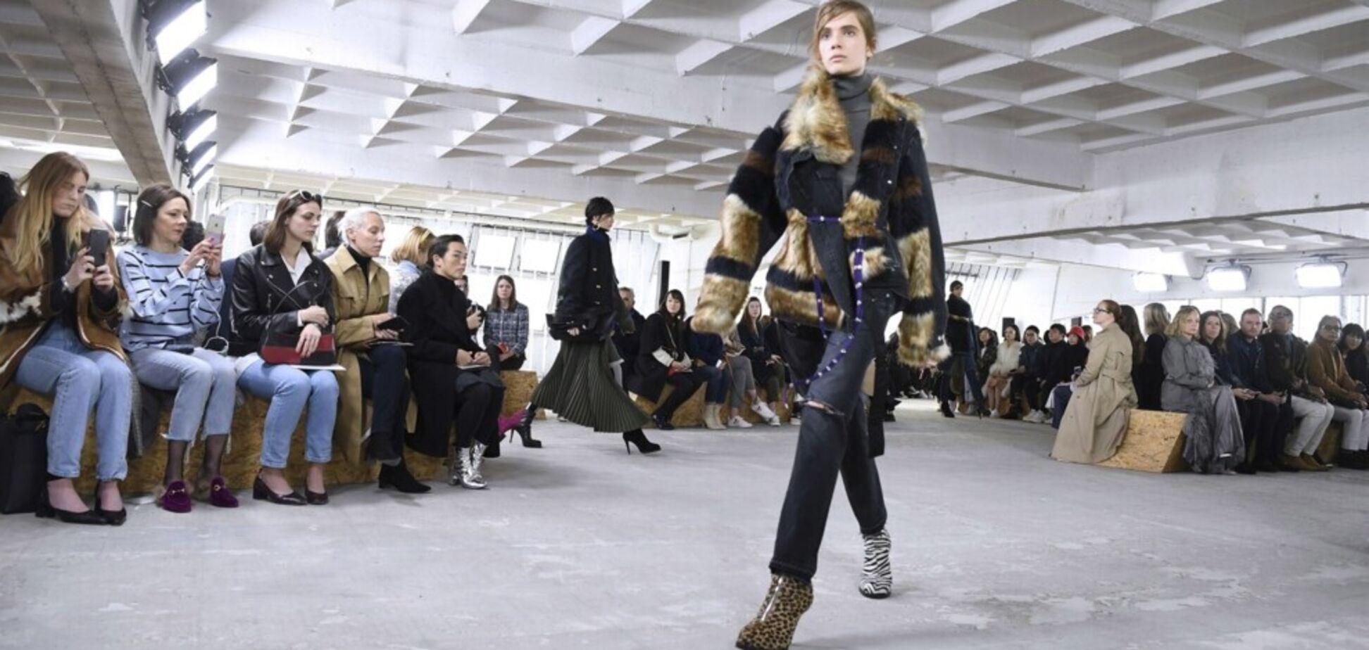 Тренди взуття 2019: дизайнери запропонували незвичайне рішення
