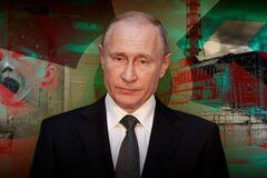 Для Путина люди - мусор