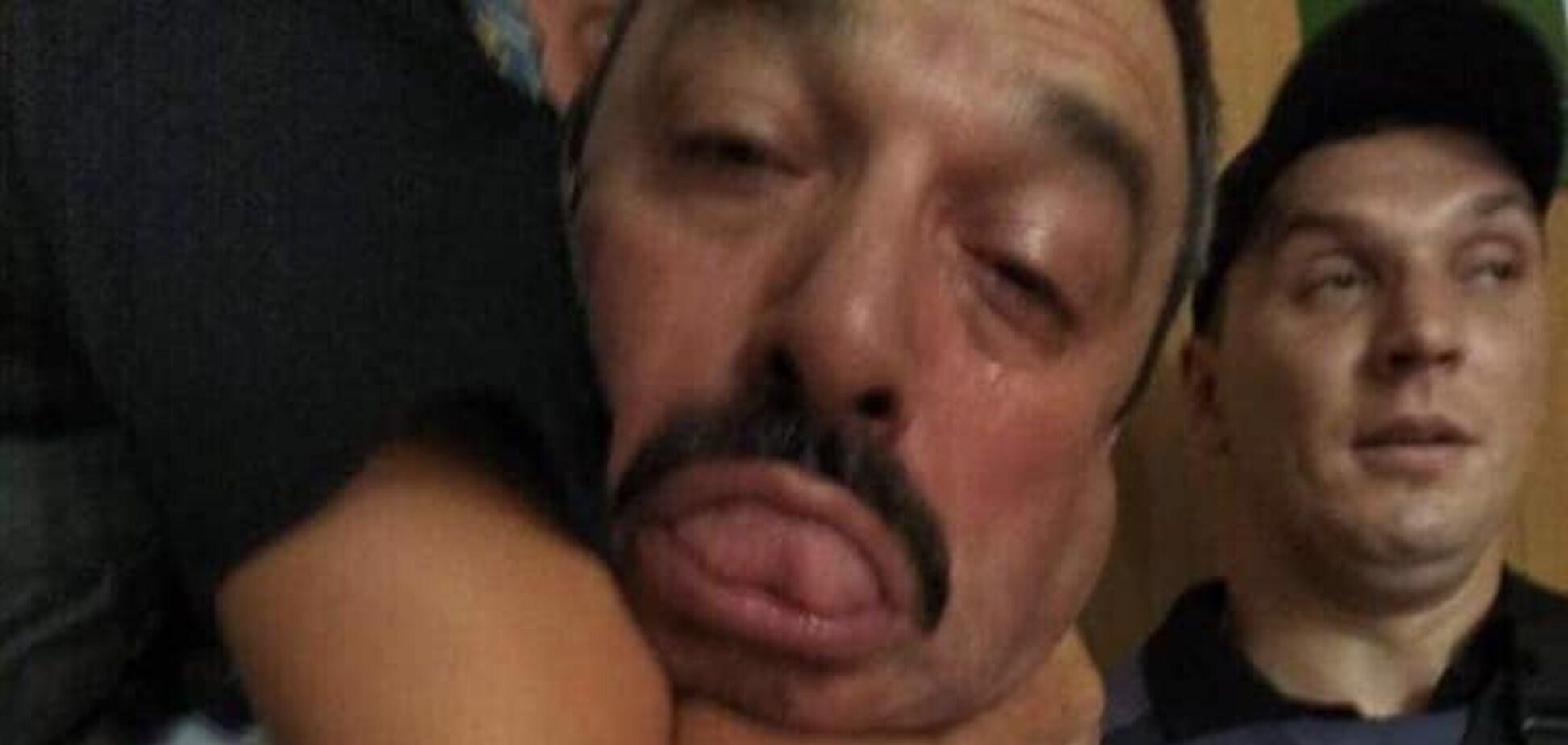 'Ему п*зда': в Днепре за тройное ДТП задержали майора полиции