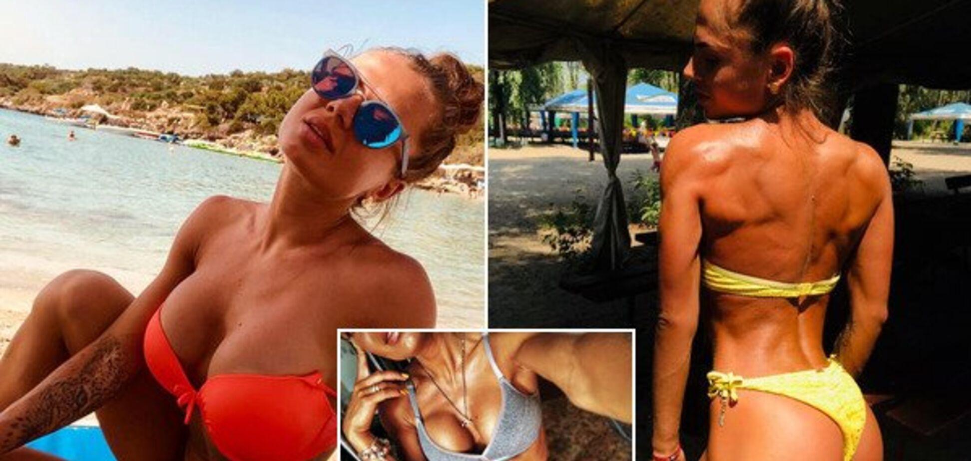 Украинская чемпионка разделась и роскошными формами произвела фурор в сети