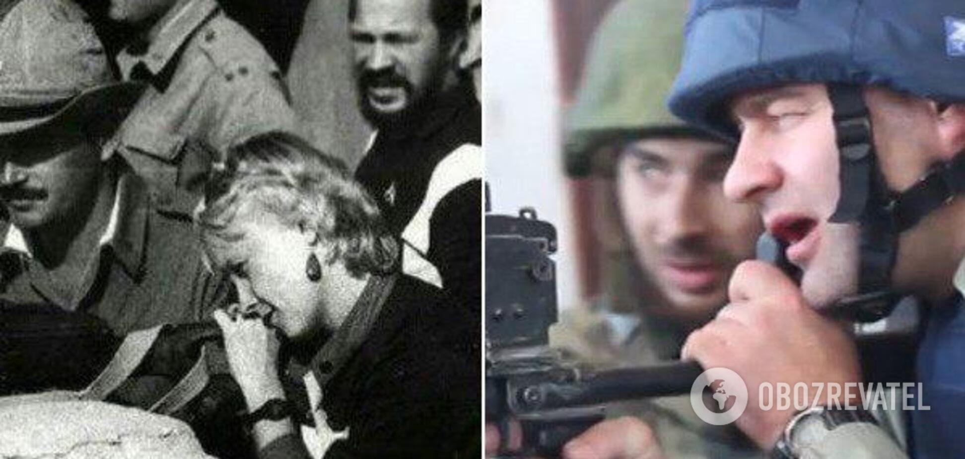 Скандал з Пореченковим на Донбасі: в мережі знайшли жінку, яка 'надихнула' актора
