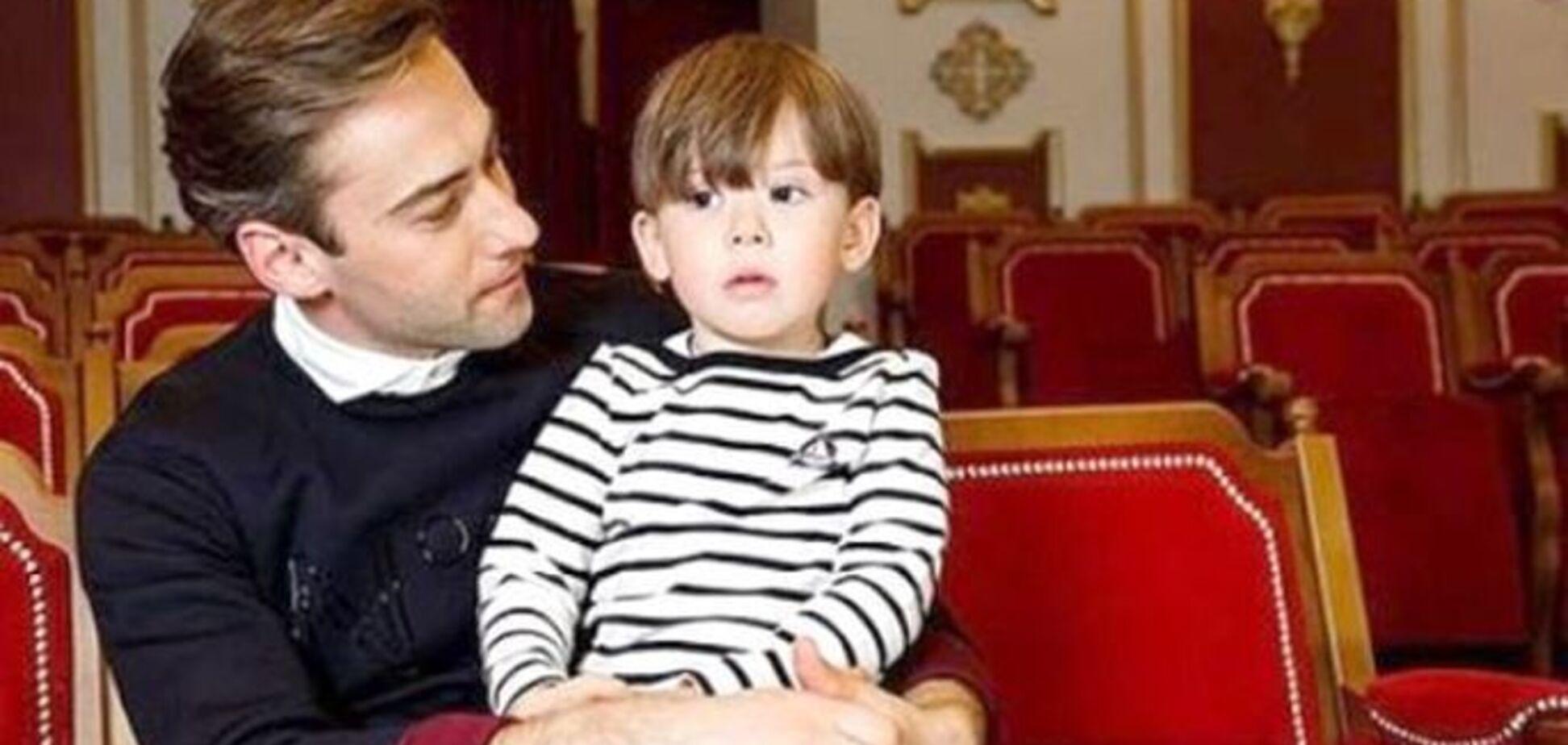 'Я не стриманий у витратах на дитину': колишній чоловік Фріске розповів, як балує сина