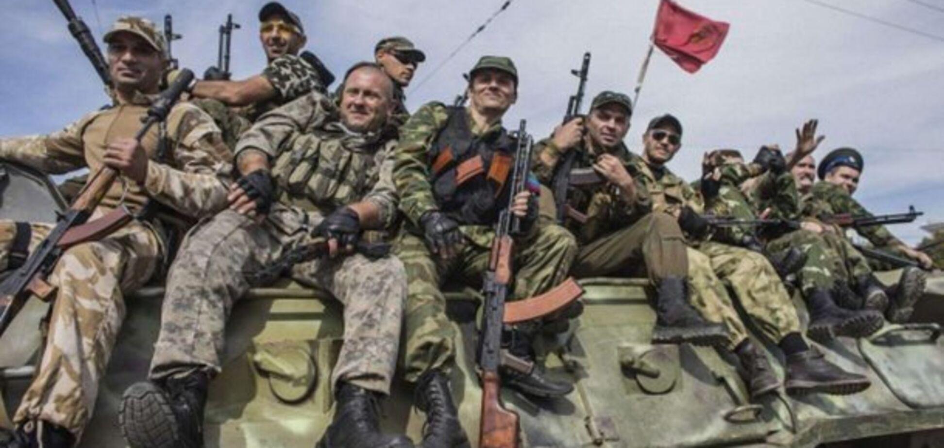 Терористи ЛНР