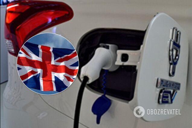 Зарядная инфраструктура Великобритании расширяется