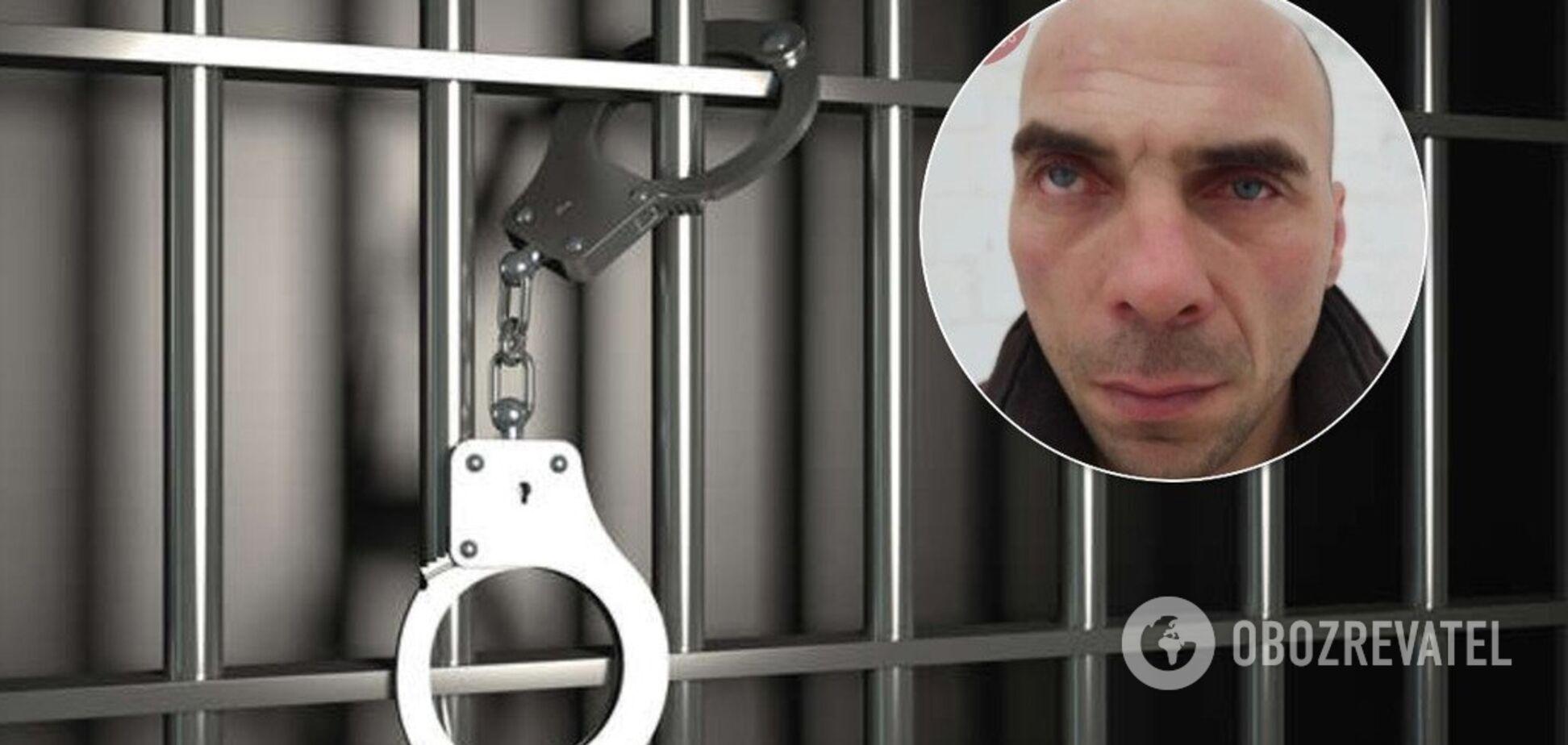На Житомирщині з в'язниці втік злочинець