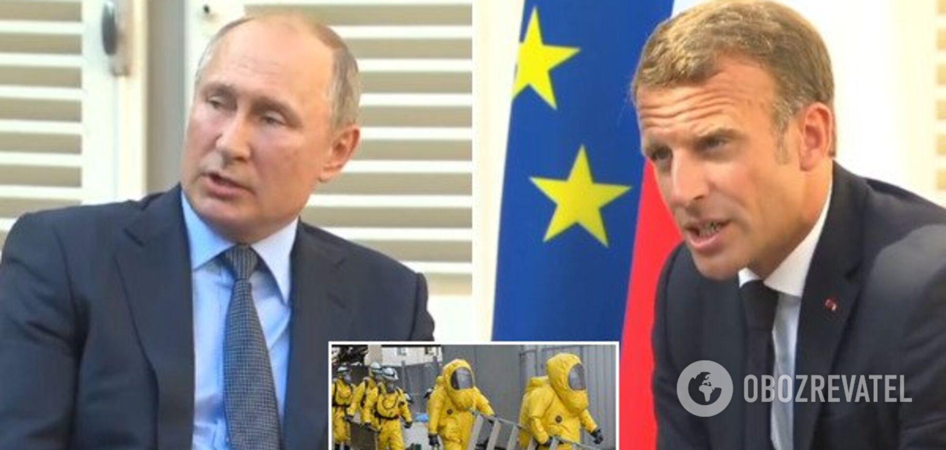 'Жодної загрози': Путін розповів Європі про 'безпечну' ядерну НП під Архангельськом