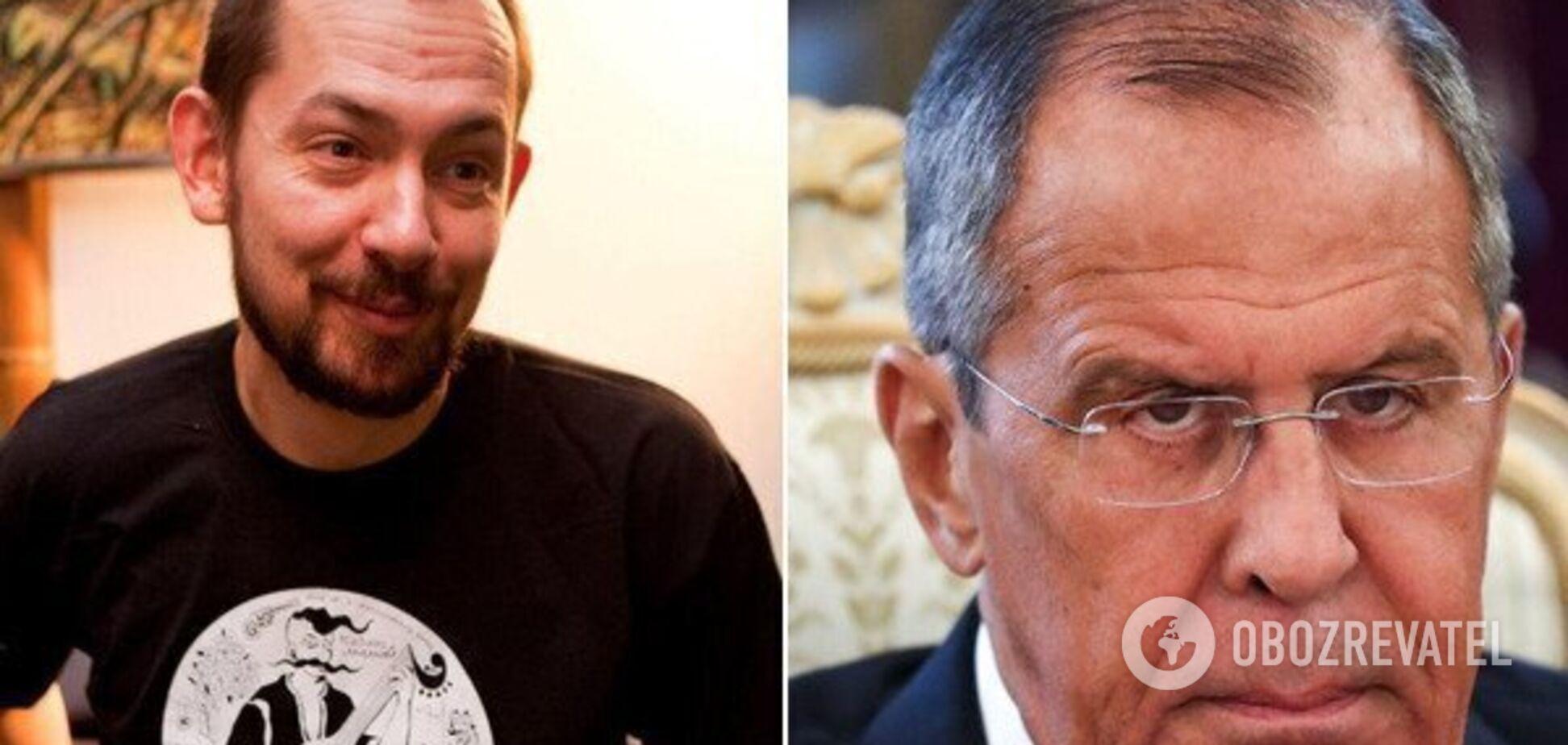Роман Цимбалюк та Сергій Лавров