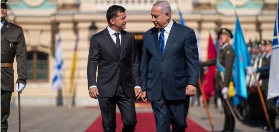 Зеленский и Нетаньяху: о чем договорились на встрече в Киеве