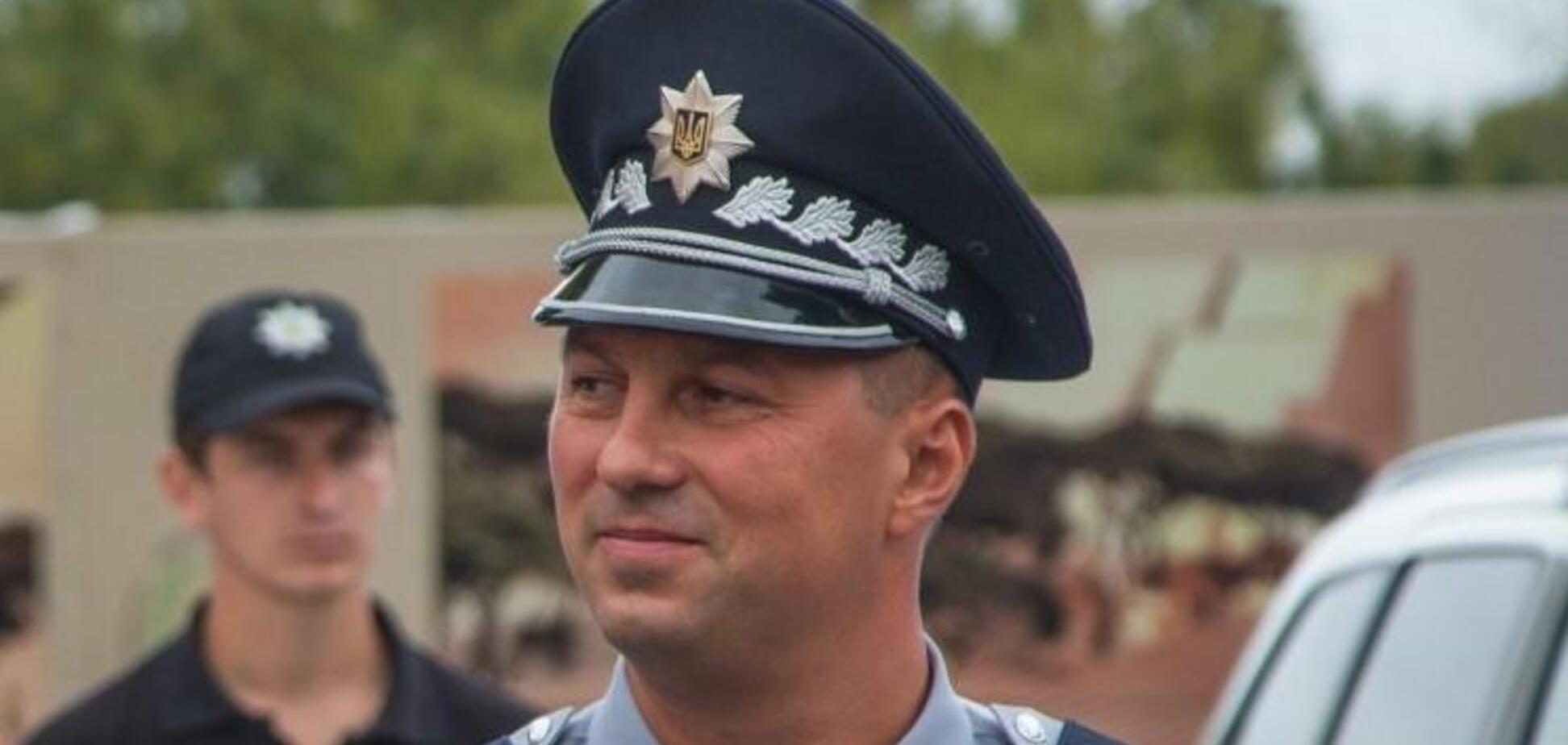 Арешт екс-глави поліції Одещини: з'явилися скандальні подробиці