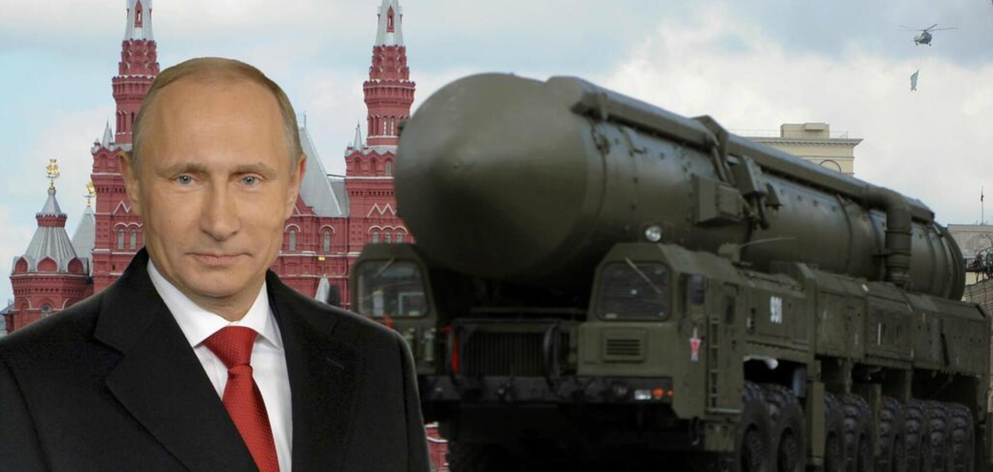 Путін бреше про 'диво-зброю': в Росії навели конкретні факти