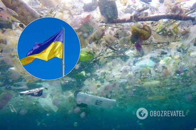 Кількість пластикових відходів в Чорному морі вдвічі більша, ніж у Середземному
